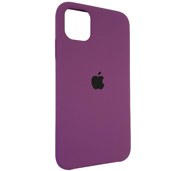 Чохол Copy Silicone Case iPhone 11 Purpule (45) - 1