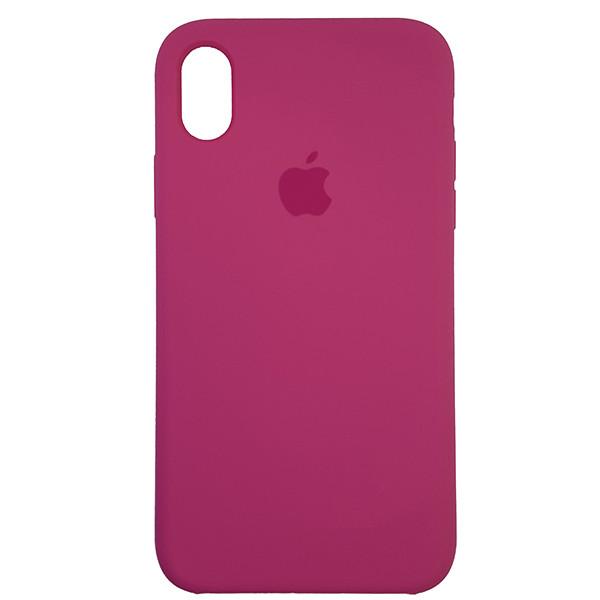 Чохол Copy Silicone Case iPhone XR Dragon Fruit (54) - 3