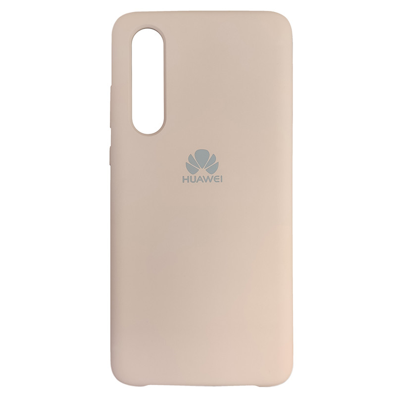 Silicone Case for Huawei P30 Sand Pink (19) - 1