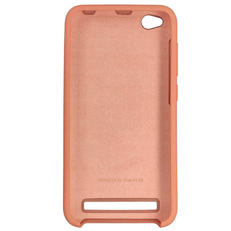 Чохол Silicone Case for Xiaomi Redmi 5A Begonia (27) - 3
