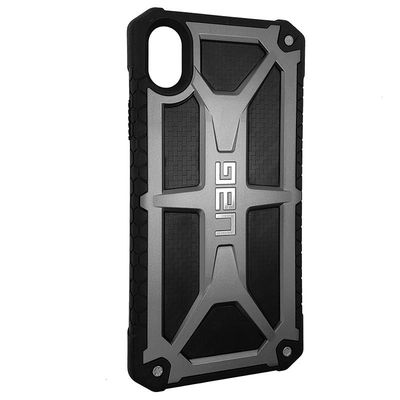 Чохол UAG Monarch iPhone XR Gray (HC) - 2