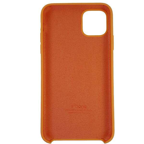 Чохол Copy Silicone Case iPhone 11 Pro Max Papaya (56) - 4