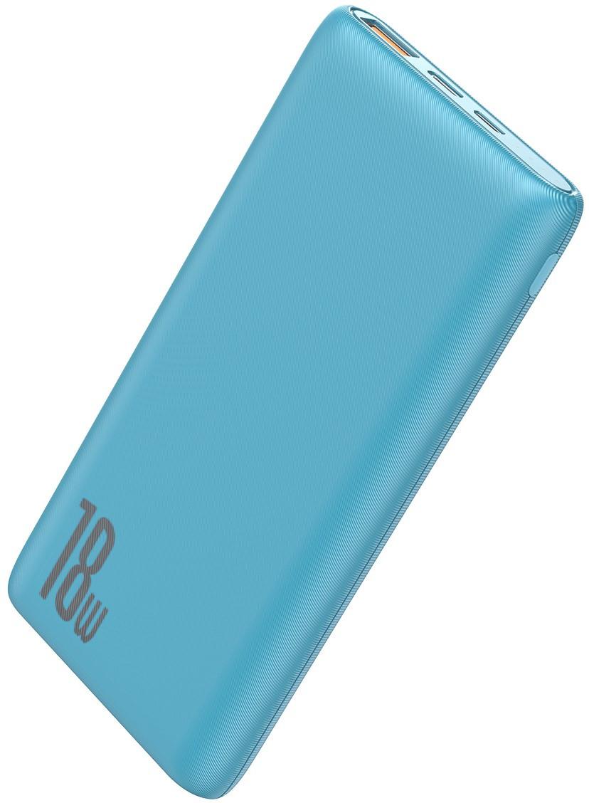 Power Bank Baseus Bipow PD+QC 10000mAh Blue - 1