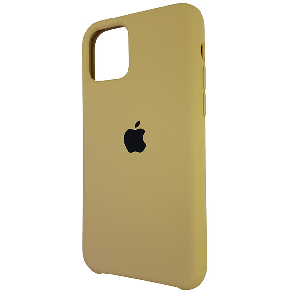 Чохол Copy Silicone Case iPhone 11 Gold (28) - 2