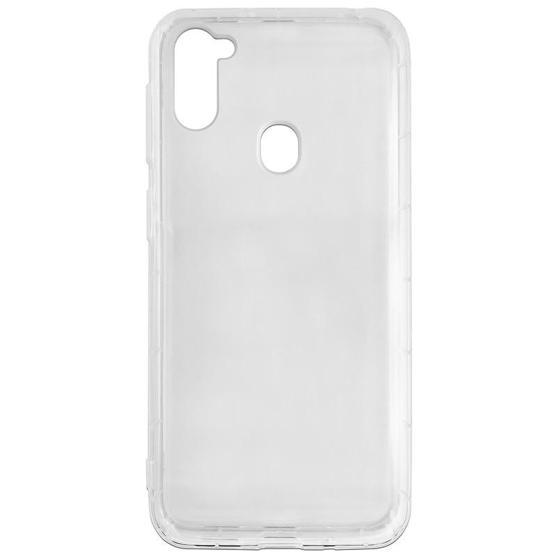 Чохол Molan Cano Hard Silicone Clear Case Samsung A11/M11 - 1