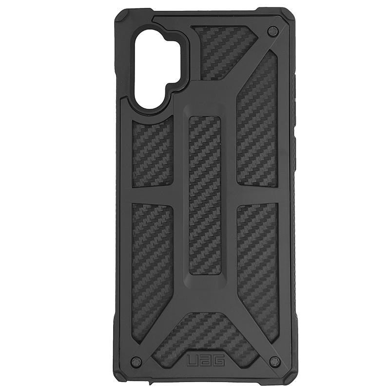 Чохол UAG Monarch Samsung Note 10+ Black (HC) - 3