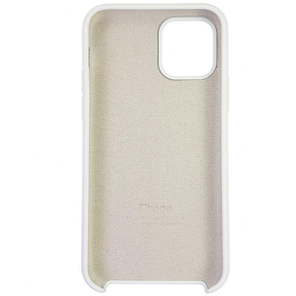 Чохол Copy Silicone Case iPhone 11 Pro White (9) - 4