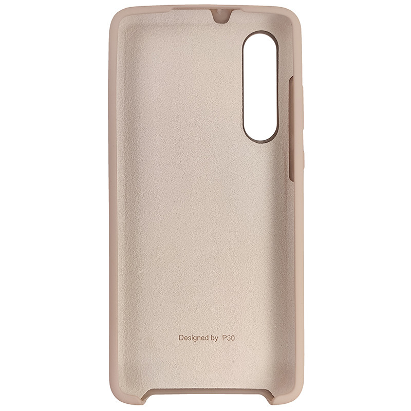 Чохол Silicone Case for Huawei P30 Sand Pink (19) - 3