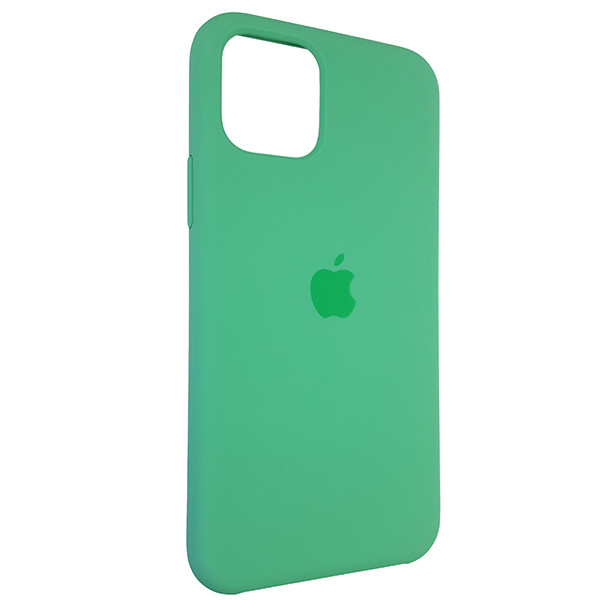 Чохол Copy Silicone Case iPhone 11 Pro Sea Green (50) - 1