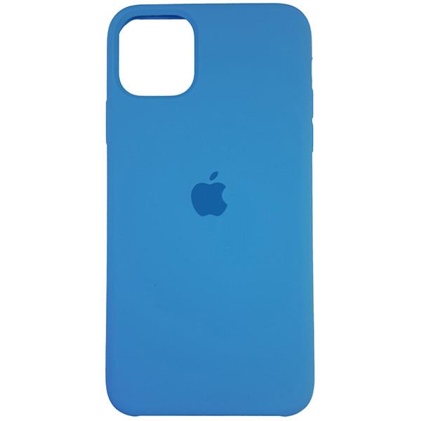 Чохол Copy Silicone Case iPhone 11 Pro Max Sky Blue (16) - 3