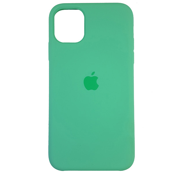 Чохол Copy Silicone Case iPhone 11 Sea Green (50) - 3