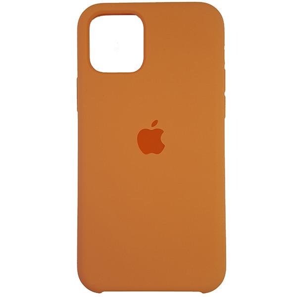 Чохол Copy Silicone Case iPhone 11 Papaya (56) - 3