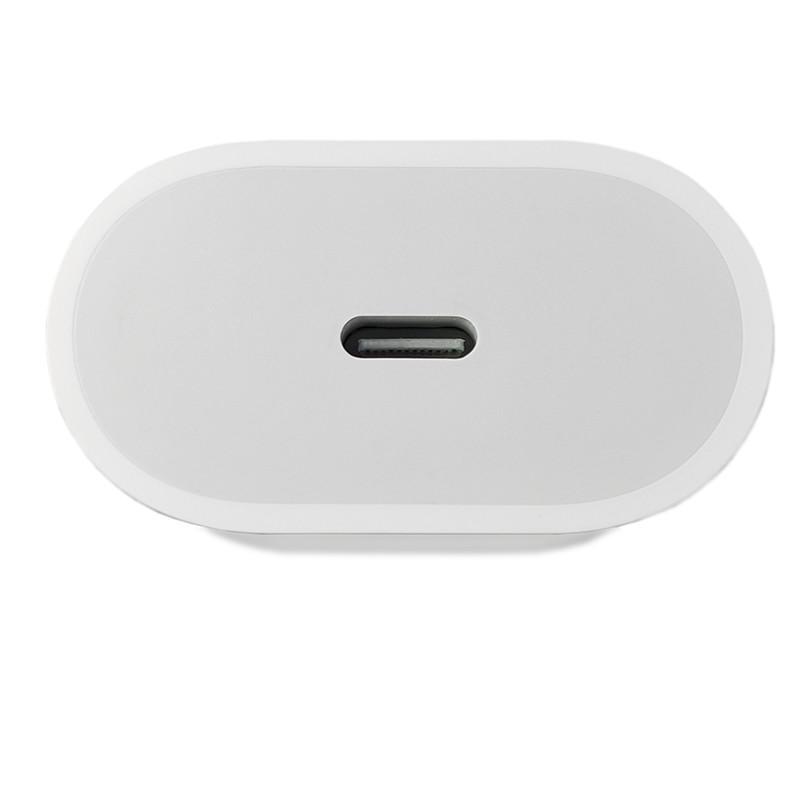 Зарядний пристрій Apple 18W USB-C Power Adapter (MU7V2ZM/A) - 1