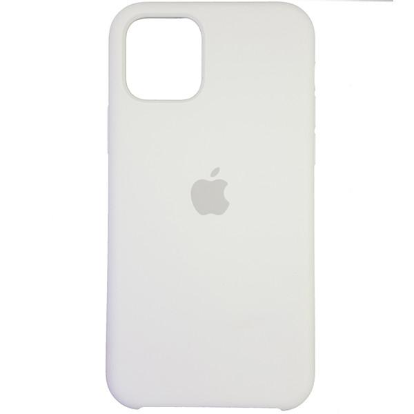 Чохол Copy Silicone Case iPhone 11 White (9) - 3