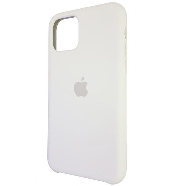 Чохол Copy Silicone Case iPhone 11 White (9) - 2