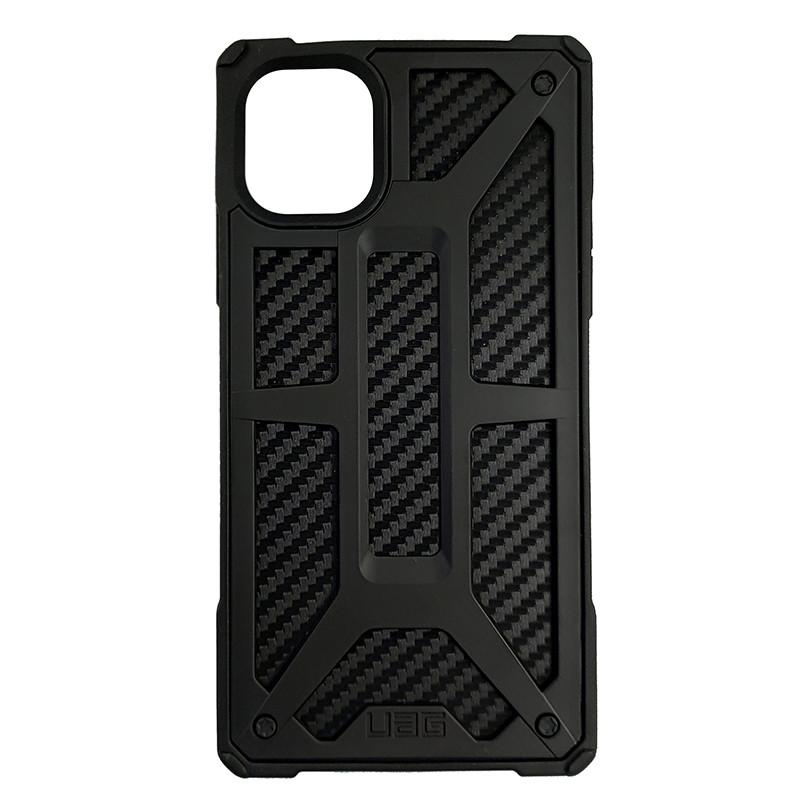 Чохол UAG Monarch iPhone 11 Black (HC) - 2