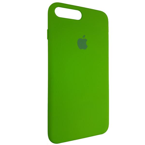 Чохол Copy Silicone Case iPhone 7/8 Plus Green (31) - 1