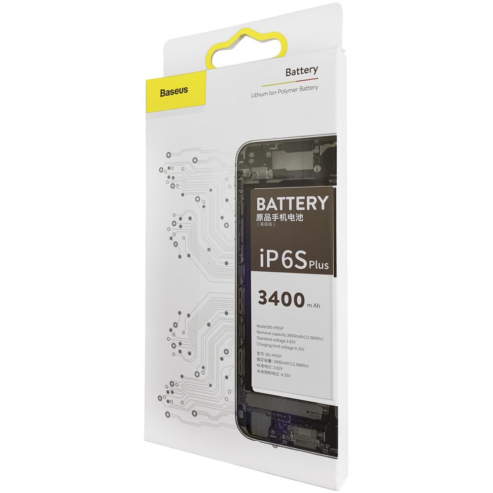 Акумулятор Baseus iPhone 6SP (3400 mAh) High capacity - 3