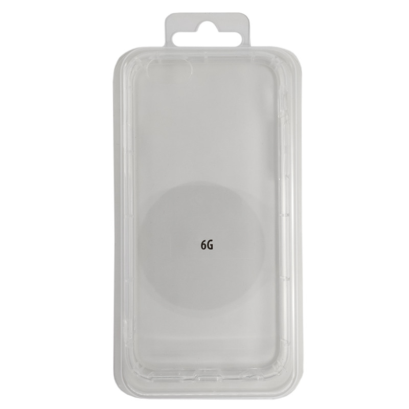 Чохол Molan Cano Hard Silicone Clear Case iPhone 6 - 1