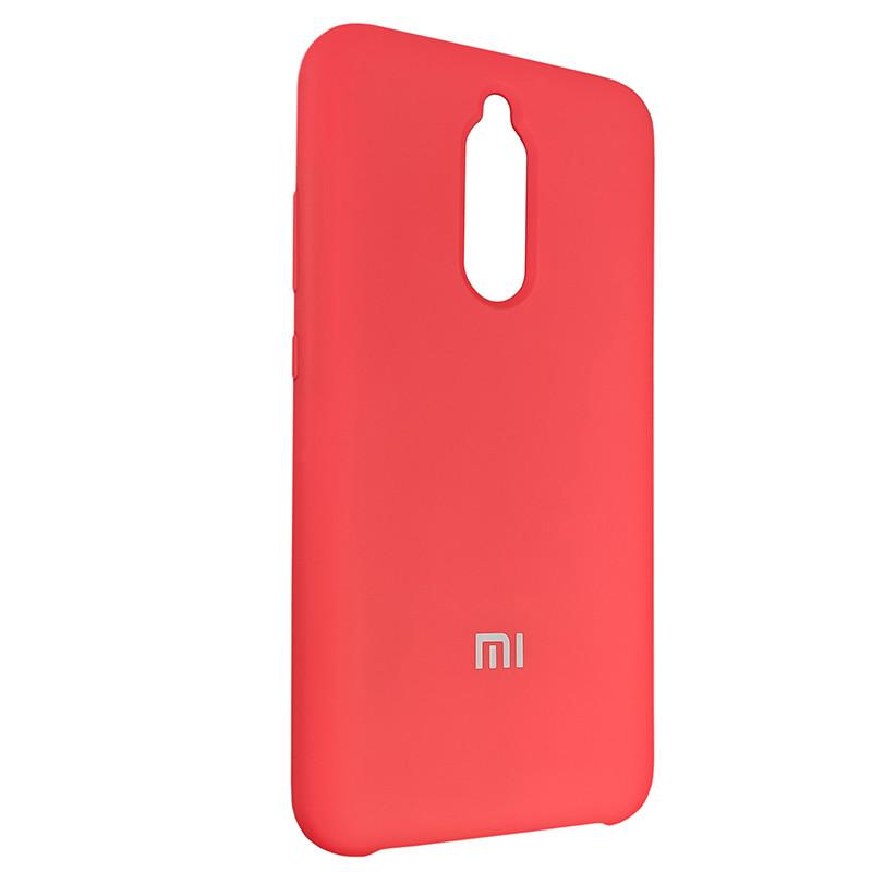 Чехол Silicone Case for Xiaomi Redmi 8 Red (14) - 2