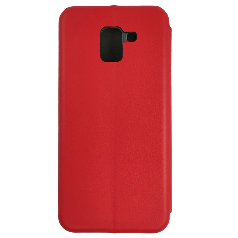 Чохол Book360 Samsung J6 2018 Red - 1
