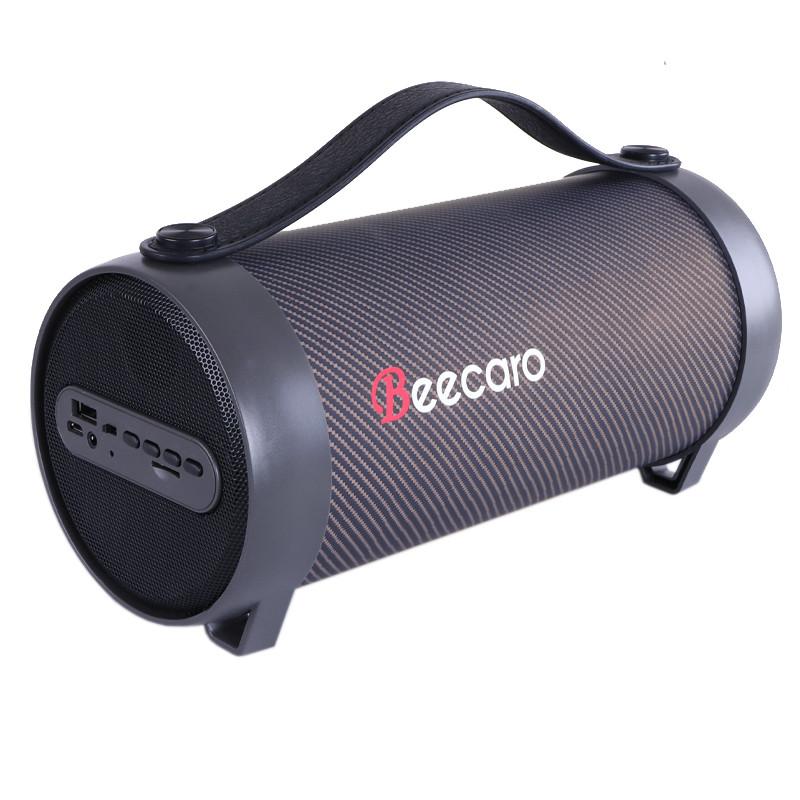 Портативная колонка Beecaro S11F CARBON - 2