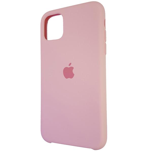 Чохол Copy Silicone Case iPhone 11 Light Pink (6) - 2