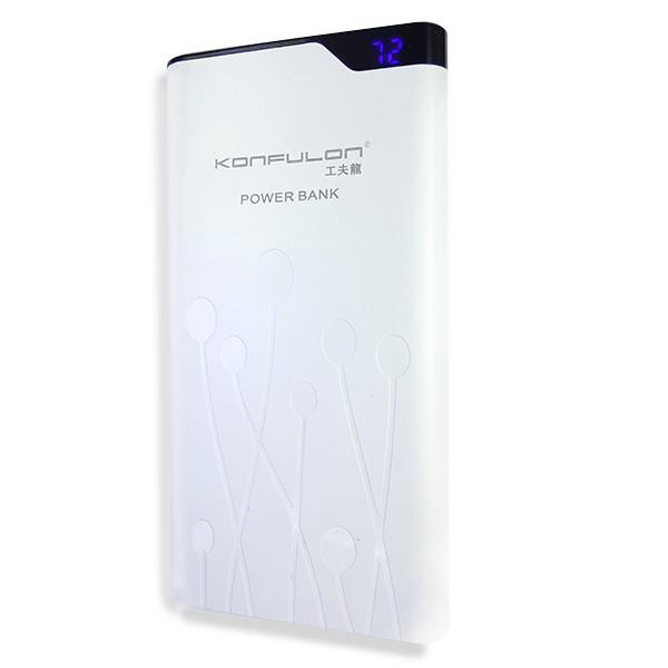 Power Bank Konfulon H8 10000 mAh White - 1
