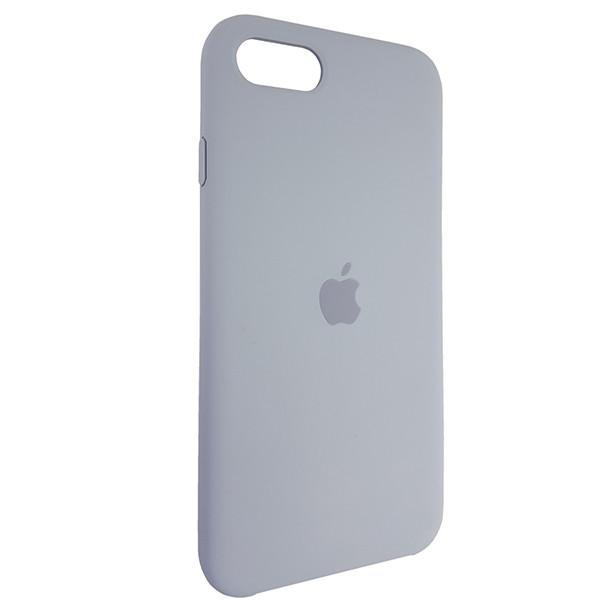 Чехол Original Soft Case iPhone SE 2020 Gray (46) - 1