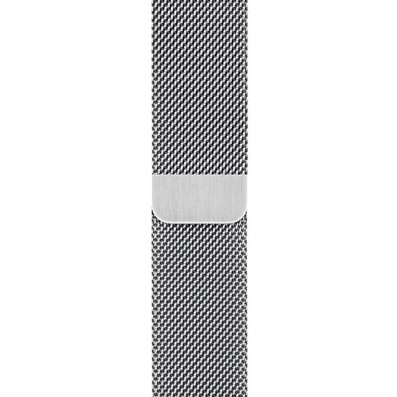 Ремінець для Apple Watch (38-40mm) Milanese Silver - 1