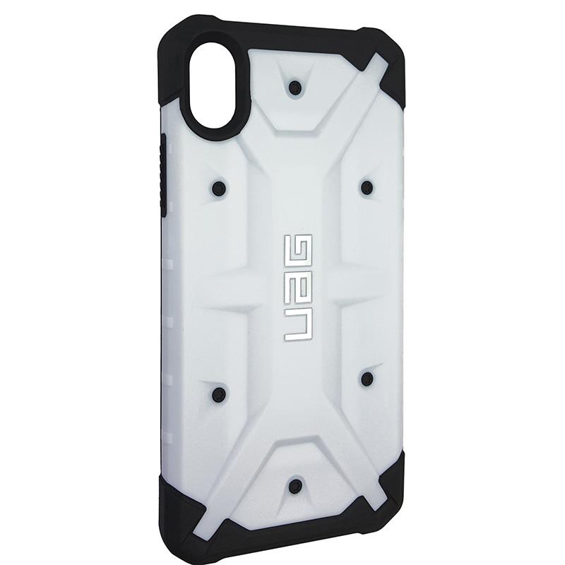 Чохол UAG Pathfinder iPhone X/XS White (HC) - 2