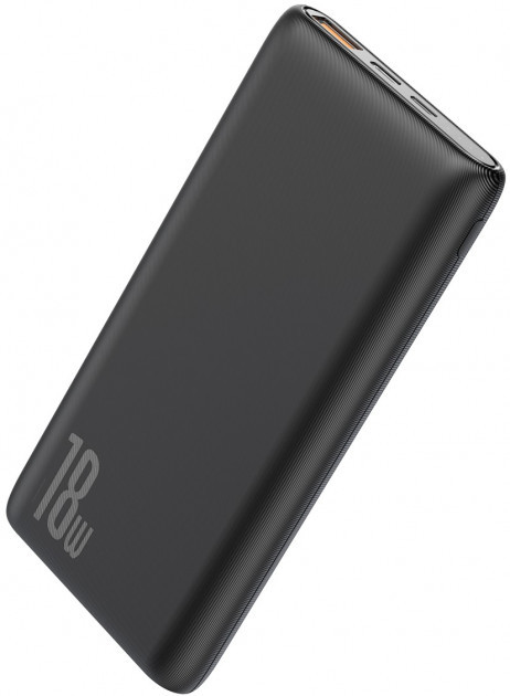 Power Bank Baseus Bipow PD+QC 10000mAh Black - 1