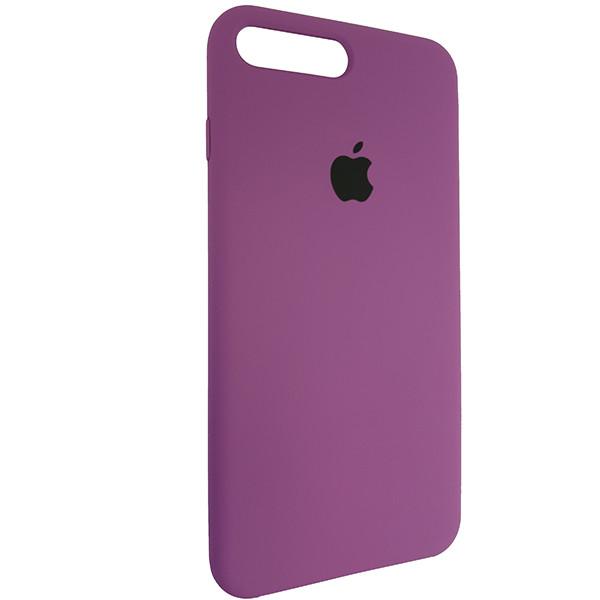 Чохол Copy Silicone Case iPhone 7/8 Plus Purpule (45) - 1