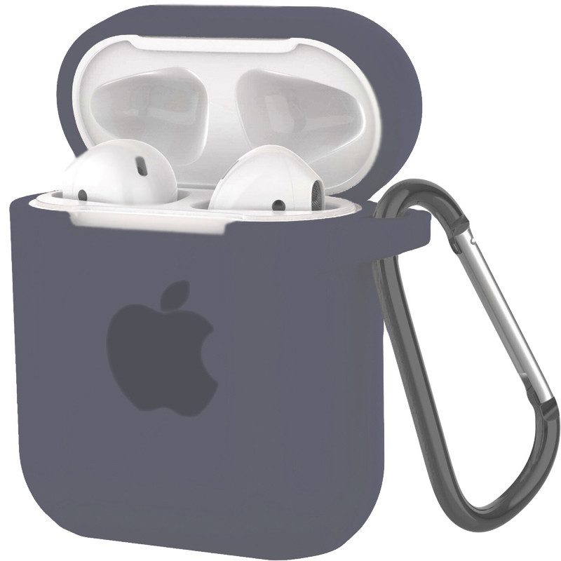 Silicone Case for AirPods Gray (46) - 1