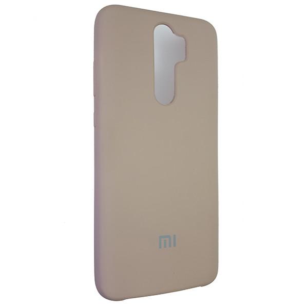 Silicone Case for Xiaomi Redmi Note8 Pro Sand Pink (19) - 2