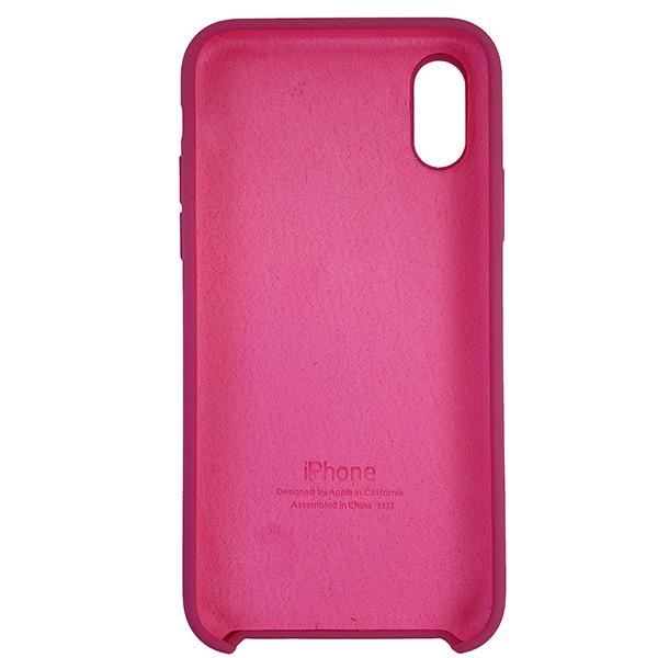Чохол Copy Silicone Case iPhone X/XS Dragon Fruit (54) - 4