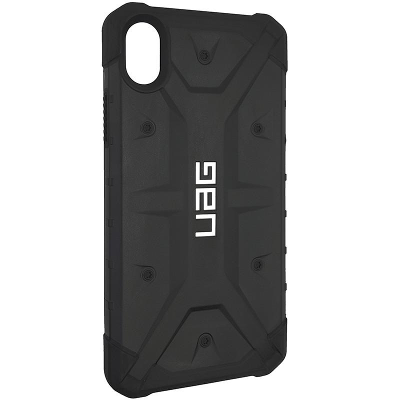 Чохол UAG Pathfinder iPhone XR Black (HC) - 2