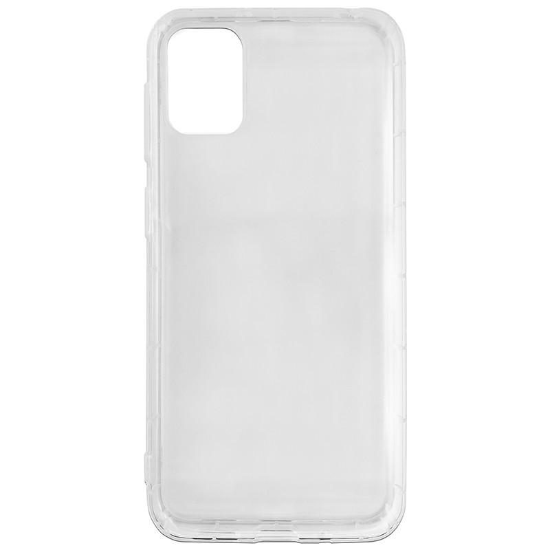 Чохол Molan Cano Hard Silicone Clear Case Samsung A31 - 1