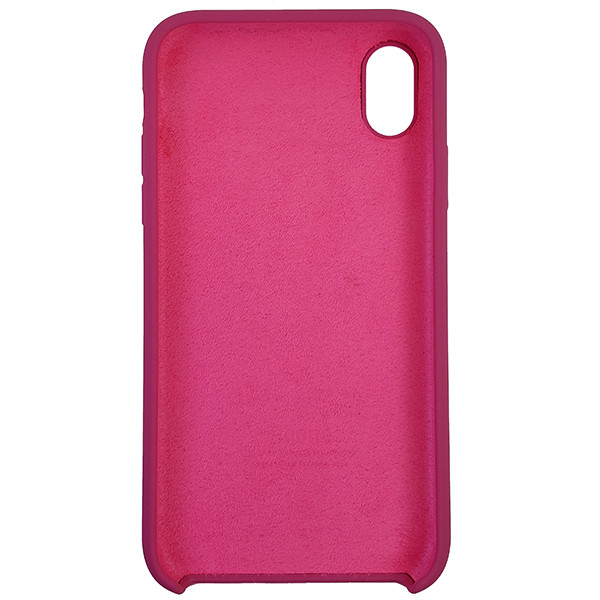 Чохол Copy Silicone Case iPhone XR Dragon Fruit (54) - 4