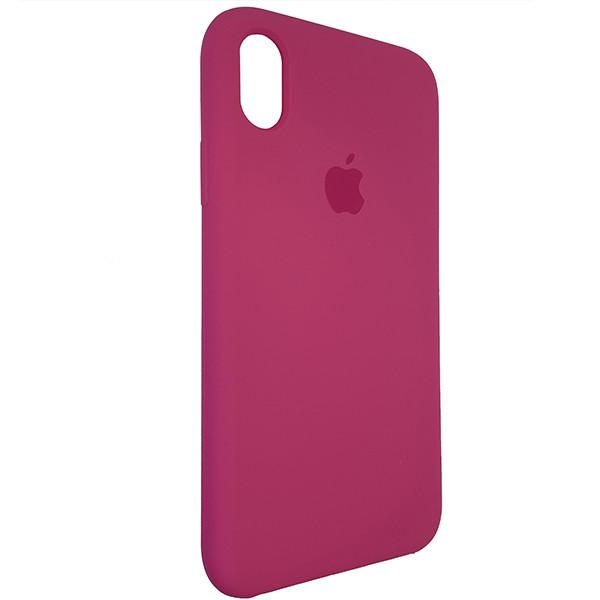 Чохол Copy Silicone Case iPhone XR Dragon Fruit (54) - 1