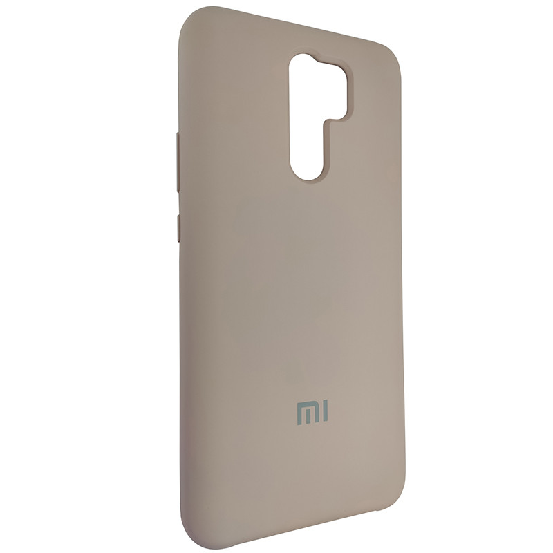 Чохол Silicone Case for Xiaomi Redmi 9 Sand Pink (19) - 2
