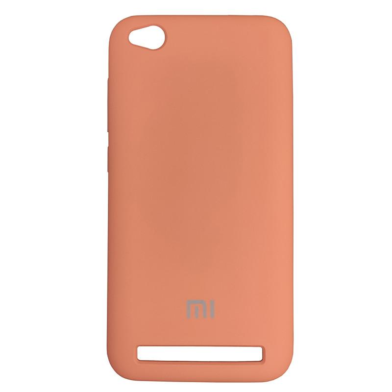 Чохол Silicone Case for Xiaomi Redmi 5A Begonia (27) - 1