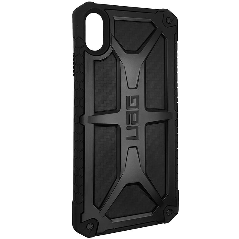 Чохол UAG Monarch iPhone XS Max Black (HC) - 2