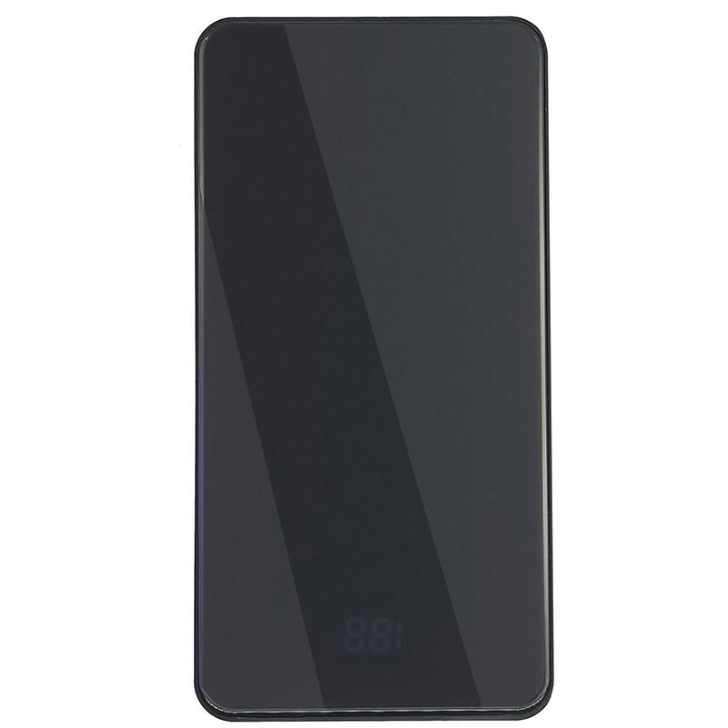Power Bank Konfulon P10 10000 mAh Black+Gray - 3