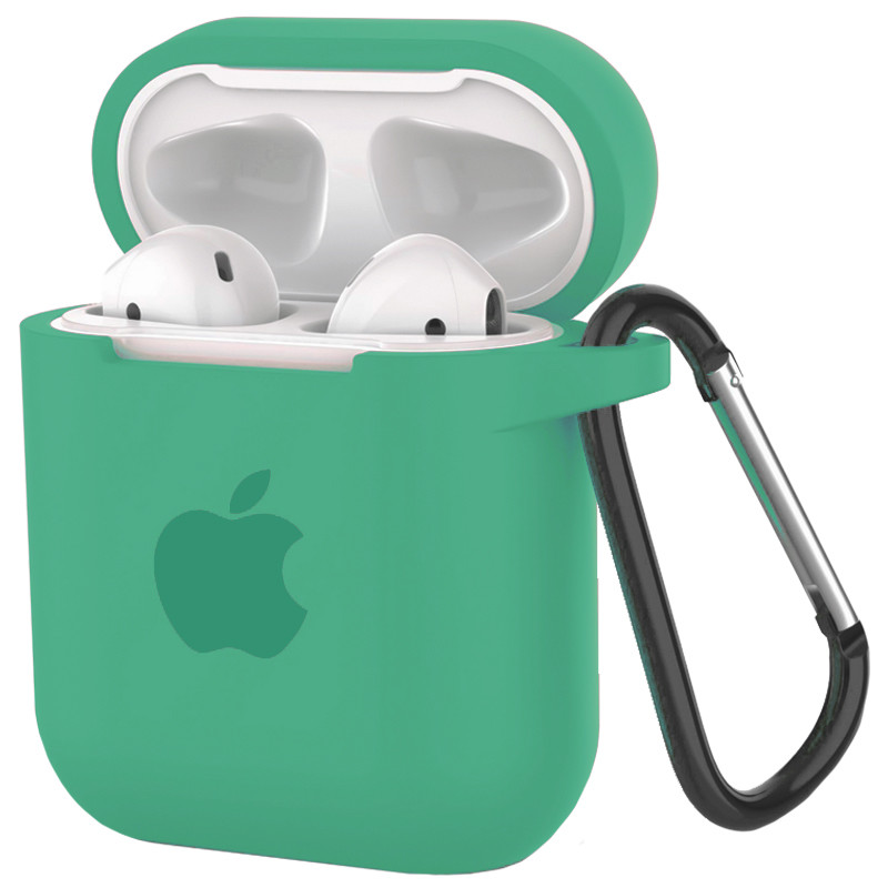 Silicone Case for AirPods Sea Green (50) - 1