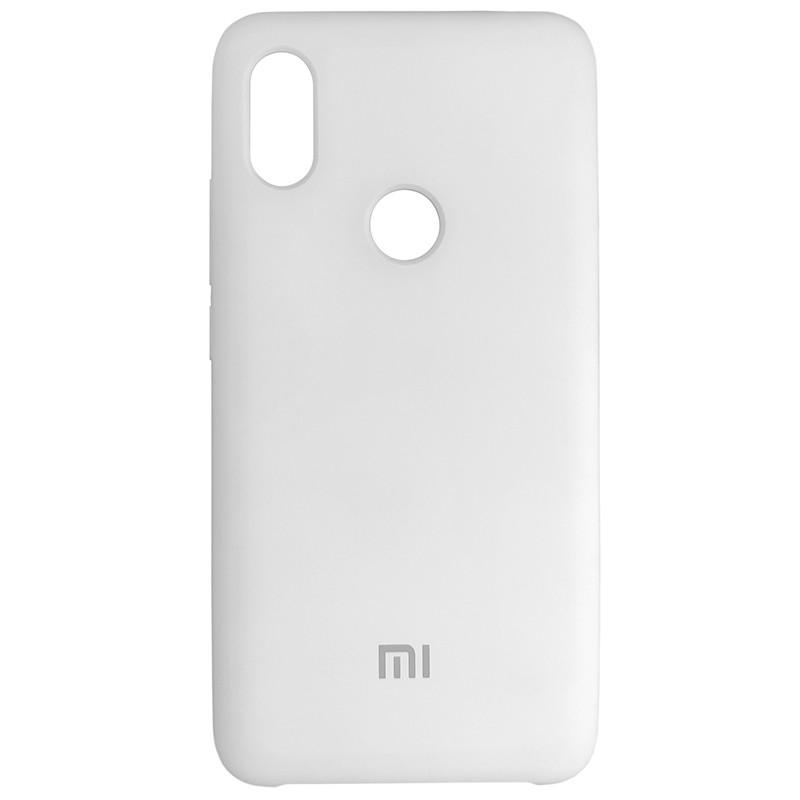 Чохол Silicone Case for Xiaomi Redmi S2 White (9) - 1