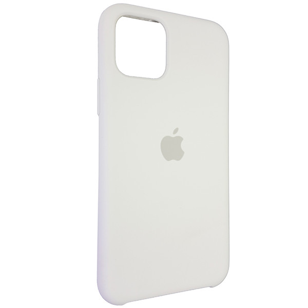Чохол Copy Silicone Case iPhone 11 White (9) - 1