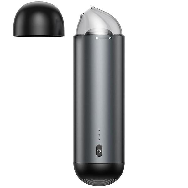 Автомобільний пилосос Baseus Capsule Cordless Vacuum Cleaner, Black - 1