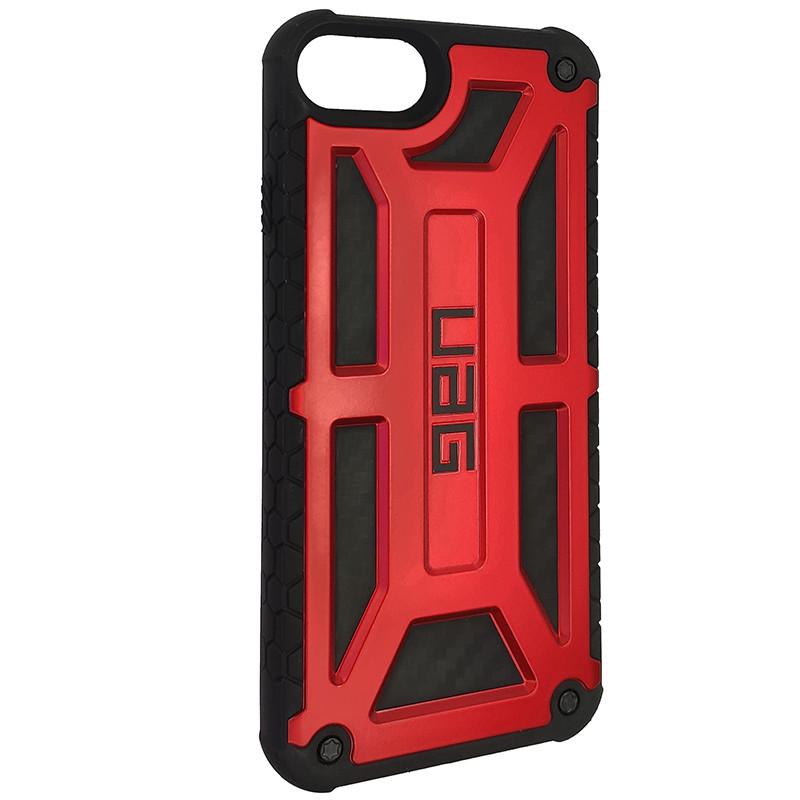 Чохол UAG Monarch iPhone 8 Red (HC) - 2