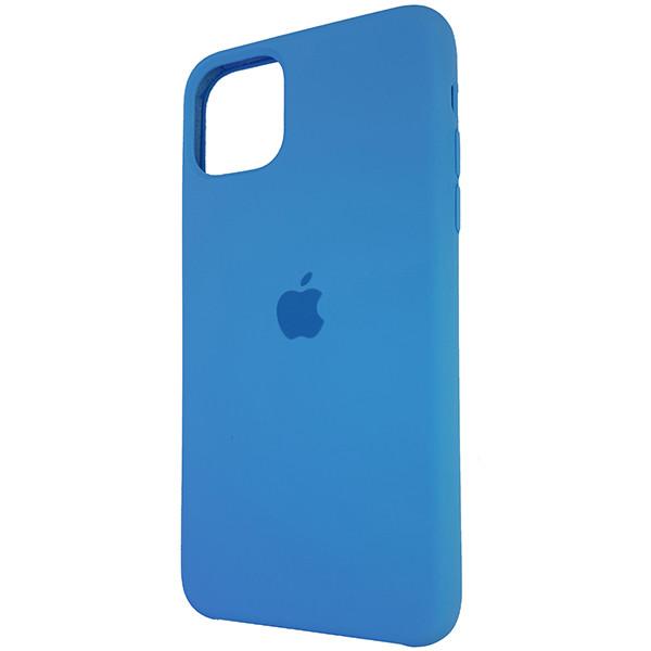Чохол Copy Silicone Case iPhone 11 Pro Max Sky Blue (16) - 2